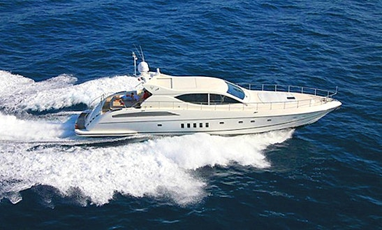 Leopard 27 Yacht Rental In France