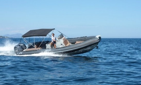 Joker Clubman 28 Hire In Grimaud