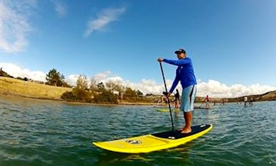 Paddleboard Rental In Solana Beach, California