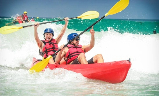 Guided Kayak Tours In La Jolla, California