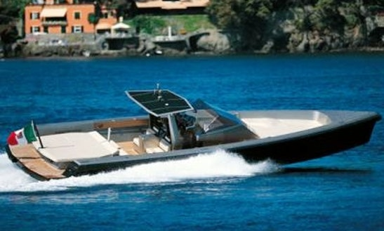 Wally Tender 45 Hire In Grimaud