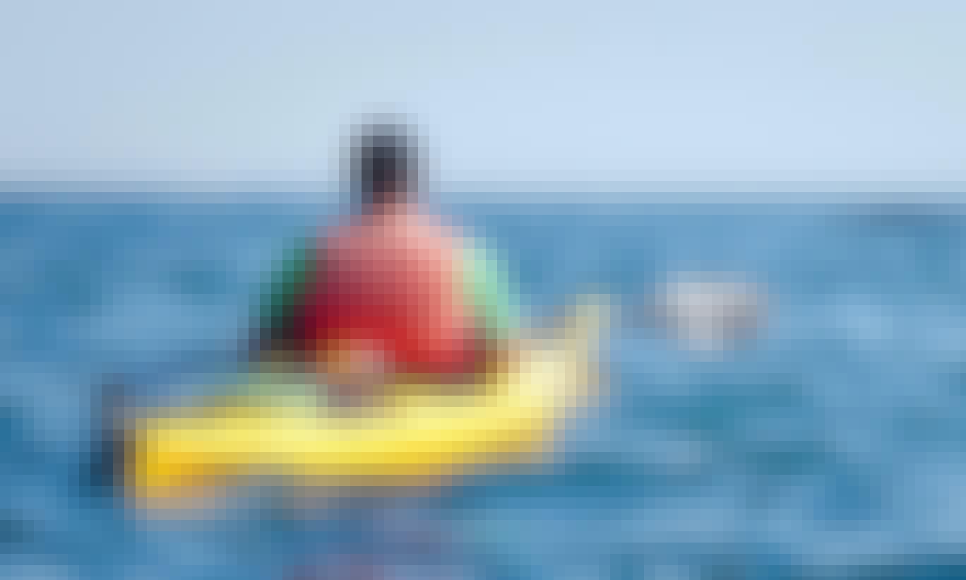 Single Touring Kayak for Rent in New Brunswick & Newfoundland