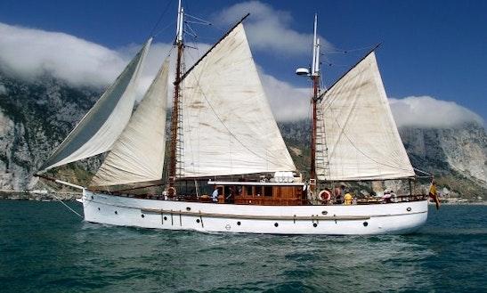 'danwapproach' Luxury Cruise In Spain