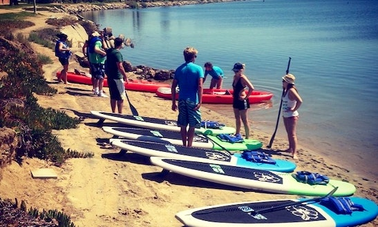 Sup Rentals, Yoga, & Lessons, In San Diego