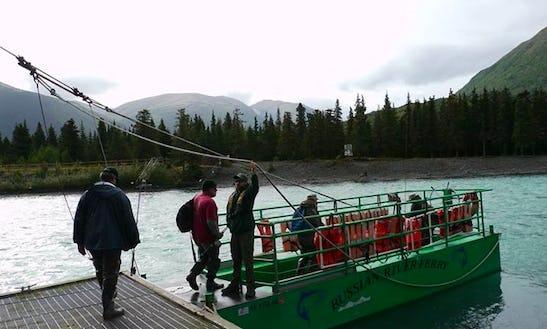 Boat Charter On The Kenai River & Russian River