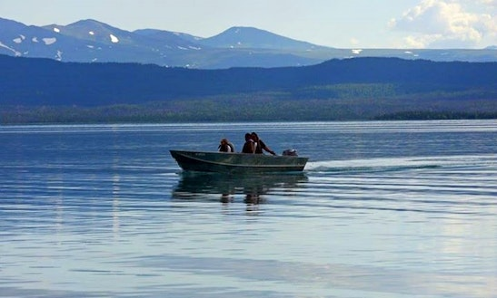 Guided Fishing Trips On The Kenai River & Russian River