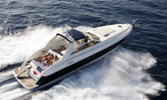 Princess V55  Hire In Grimaud