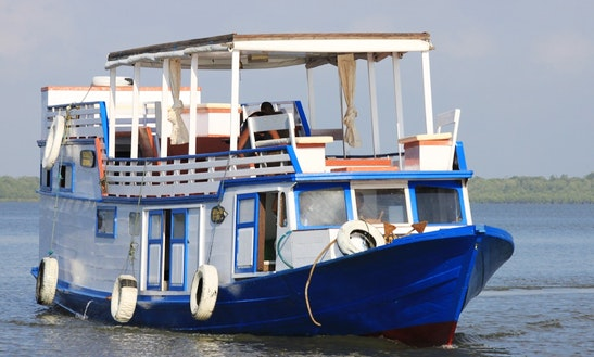 Kalimantan Explorer Charter In Indonesia