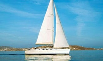 Charter a 43' Cyclades Sailing Yacht for 10 Person In Napoli, Italy