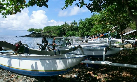 Adventure Diving Charters In Bali