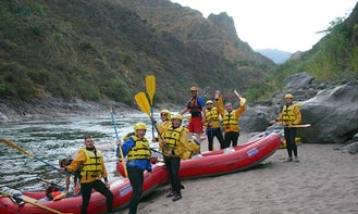 Rio Apurimac & Inca Trail River Rafting Expedition
