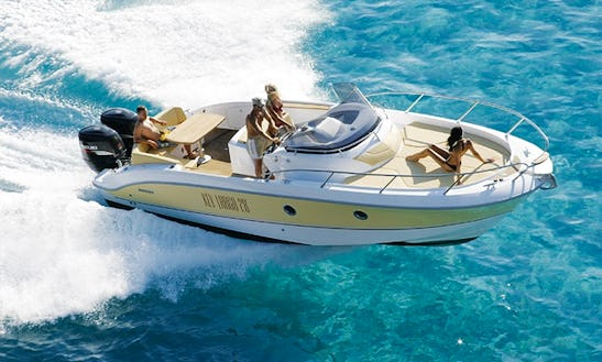 Rent This Luxury Key Largo 28 Boat In Marseille, France