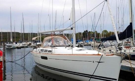 Sun Odyssey 44i Yacht Charter In Greece