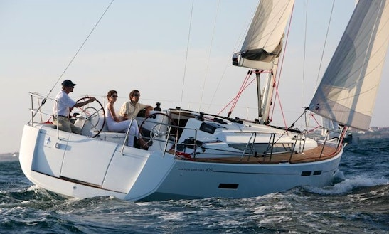Sun Odyssey 409 Yacht Charter In Greece