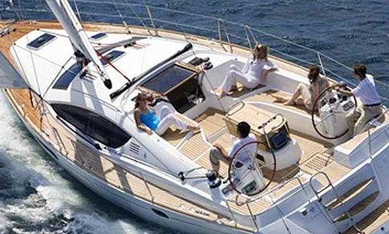 Sun Odyssey 39i Yacht Charter In Greece