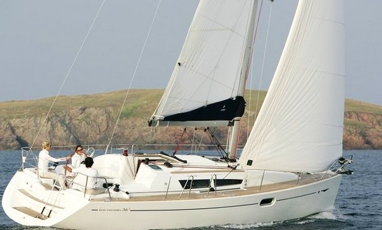 Sun Odyssey 36i Yacht Charter In Greece