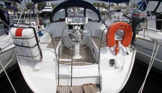Sun Odyssey 32 Bareboat Charter In Greece