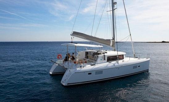 Lagoon 420 Catamaran Yacht Charter