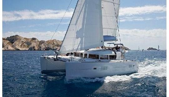 Charter Lagoon 400 S2 Catamaran In Greece