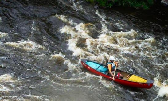 Canoe Rental In St Paul