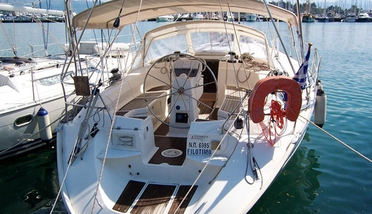 Skippered Sailing Charter On Bavaria 46 In Corfu