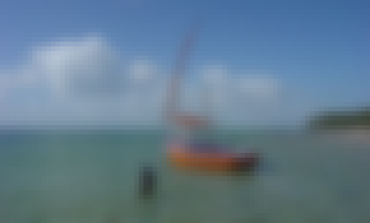 Passenger Boat Rental in Vilanculos