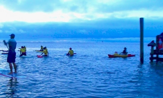 Kayak Rental In Melbourne