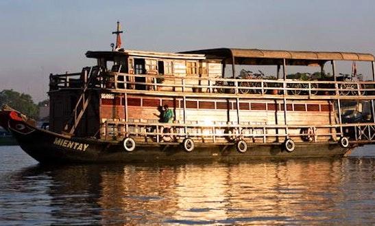 Mien Tay Boat 2d1n