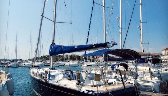 Cruising Monohull Rental In Šibenik