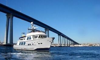 Charter 67' Custom Seaton Trawler in San Diego, California