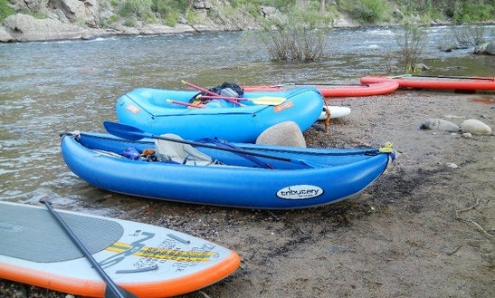 Stand Up Paddleboard Rental In Fort Collins