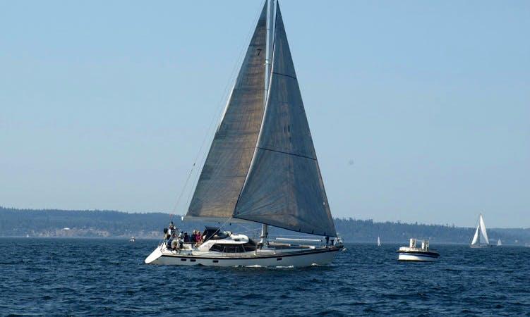 Sailing Classes in Seattle, Washington