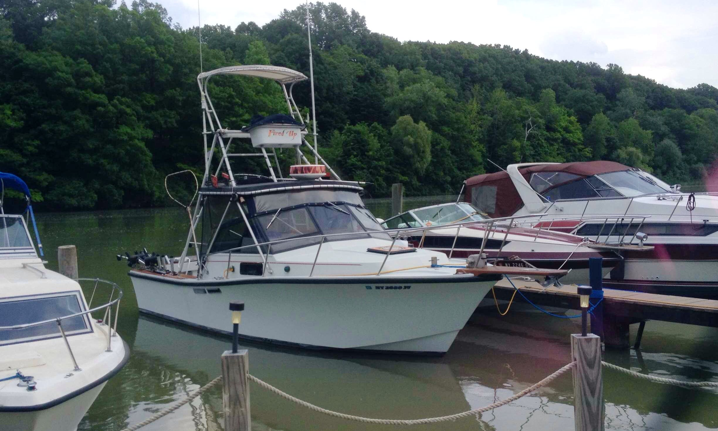 Fishing Charter in Rochester