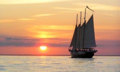 Private Charter On Sailing Schooner Alliance in Yorktown,Virginia