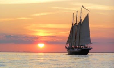 Private Charter On Sailing Schooner Alliance in Yorktown,Virginia
