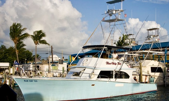 52' Carolina Sport Fishing Charter In Islamorada, Florida