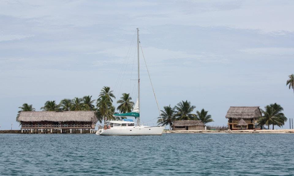 "Charter 43ft ""Big Fish"" Sailing Yacht In Hispania, Colombia"