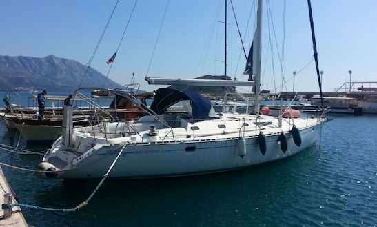 Charter Sun Odyssey 52.2 Sailing Yacht In Montenegro