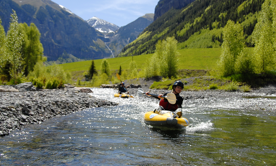 Kayak Rental In Telluride Colorad