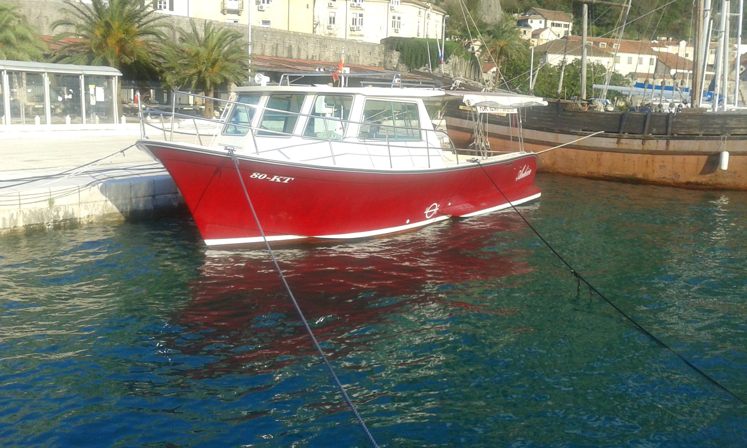 Passenger Boat Rental in Kotor