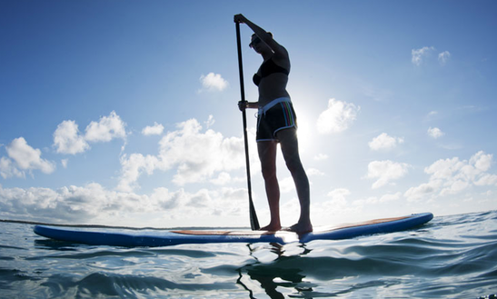 Stand Up Paddleboard (sup) Rental In Rogers Arkansas