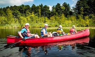 Canoe Rentals in Roggentin, Germany