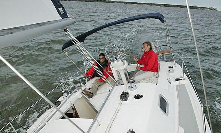 Germany Charter 27' Cruising Monohull in Klink
