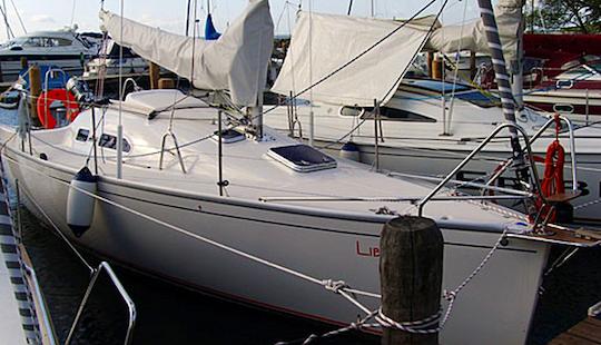 26' Cruising Monohull Charter In Klink Germany