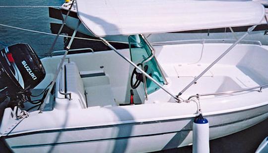 15' Powerboat In Klink Germany