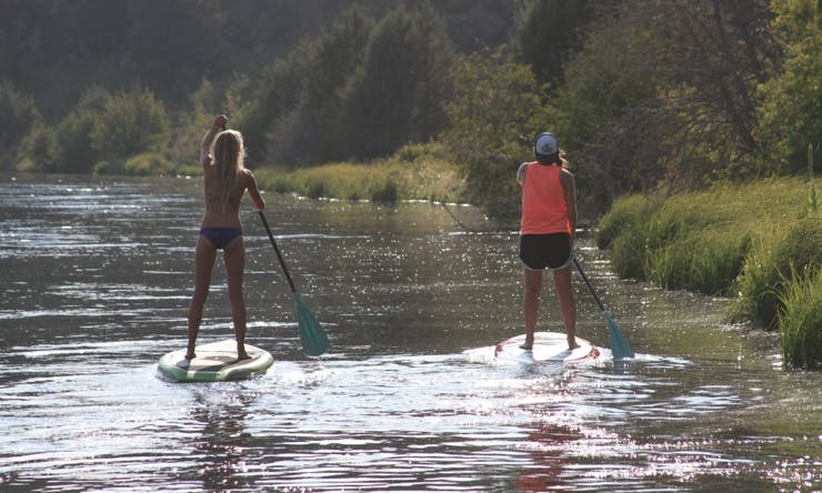 SUP Rentals & Lessons in Bend, Oregon