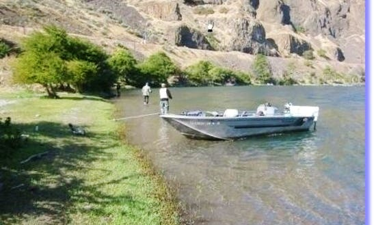 Professionally Guided Fishing And Hunting In The Columbia River Gorge