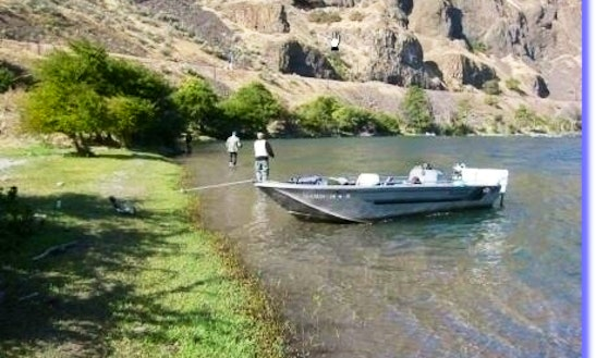 Professionally Guided Fishing & Hunting In The Columbia River Gorge