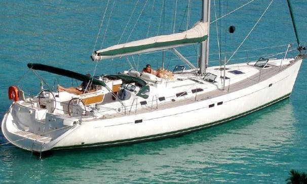 Oceanis 34 Sailing Yacht Hire in San Roque