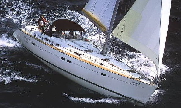 San Roque Oceanis 411 Sailing Yacht Hire